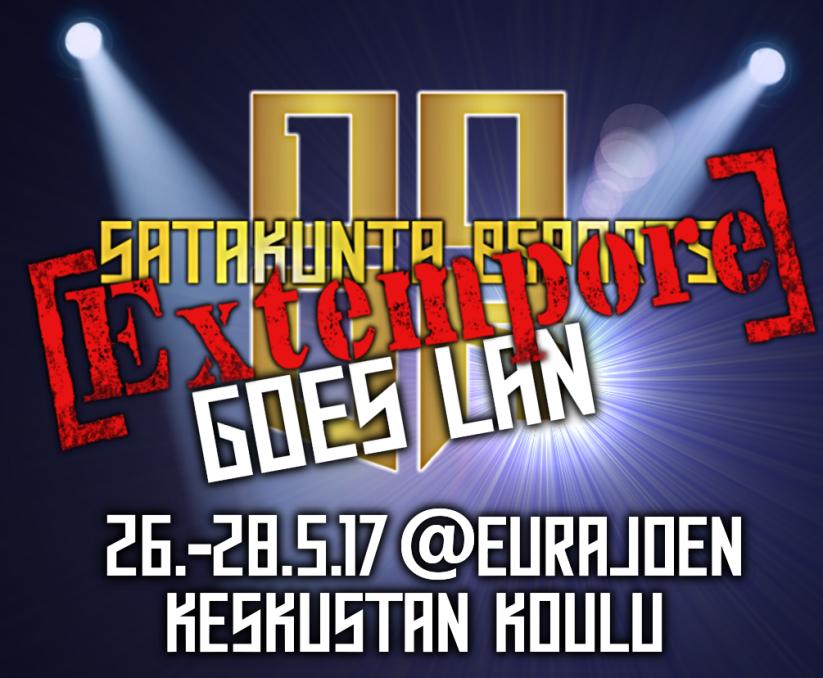 Extempore LAN #1