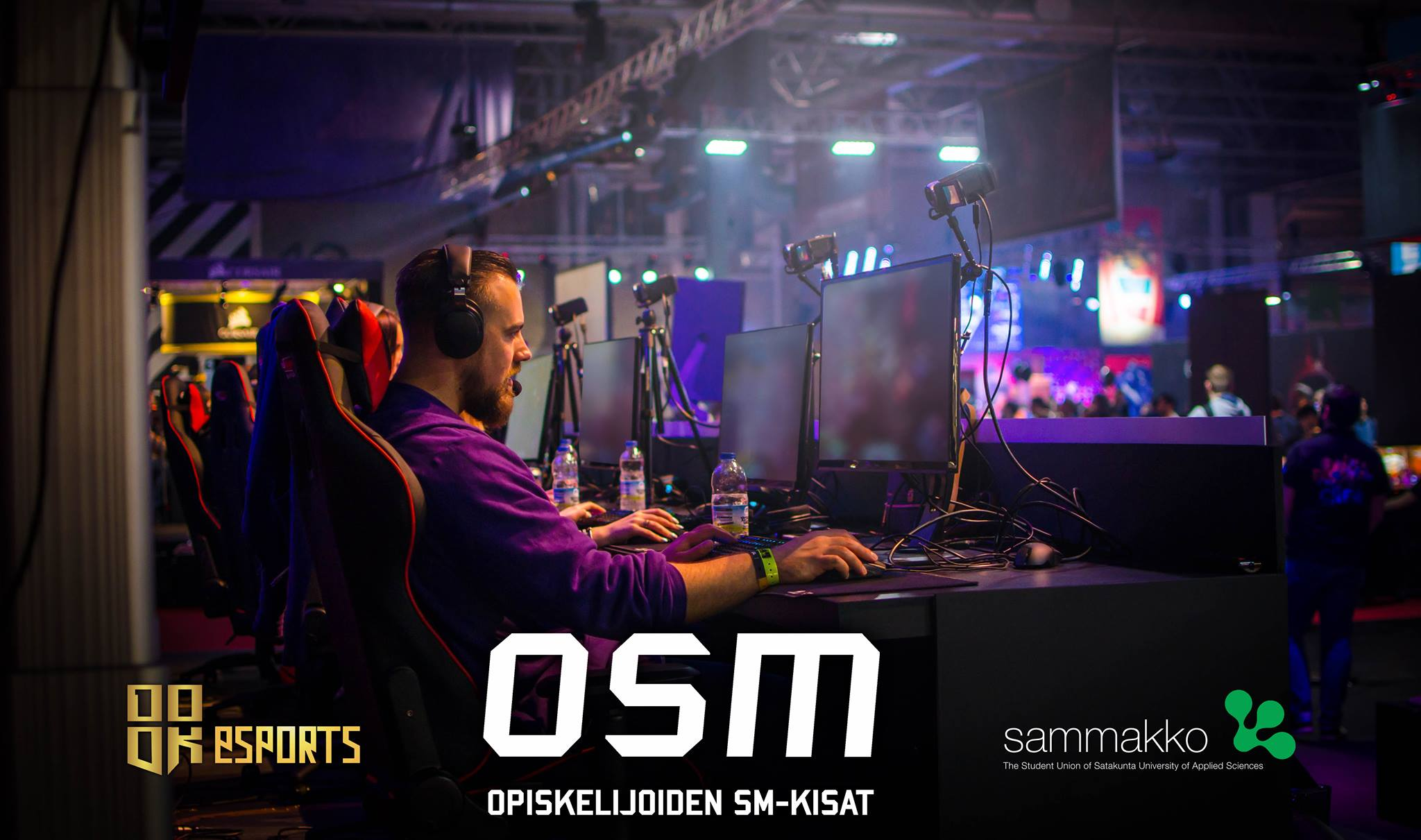 Counter-Strike: Global Offensiven Opiskelijoiden eSM-kisat