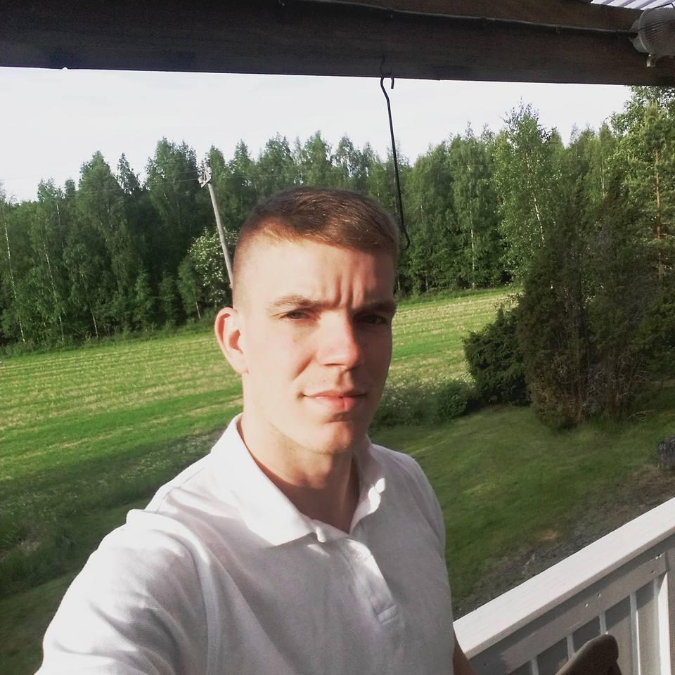 """Joel """"NatoGandalf"""" Kuusisto perjantaina Yle Porin aamussa klo 8.00-9.00"""