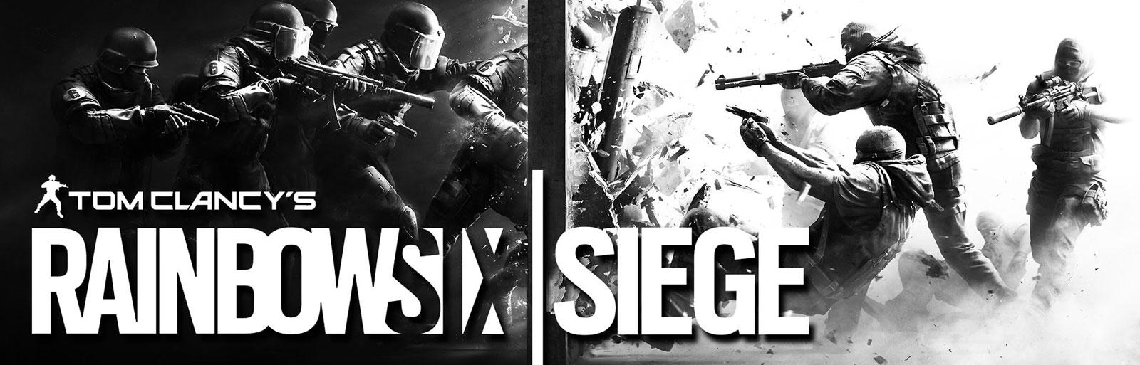 Rainbow 6 Siege – joukkue julki!