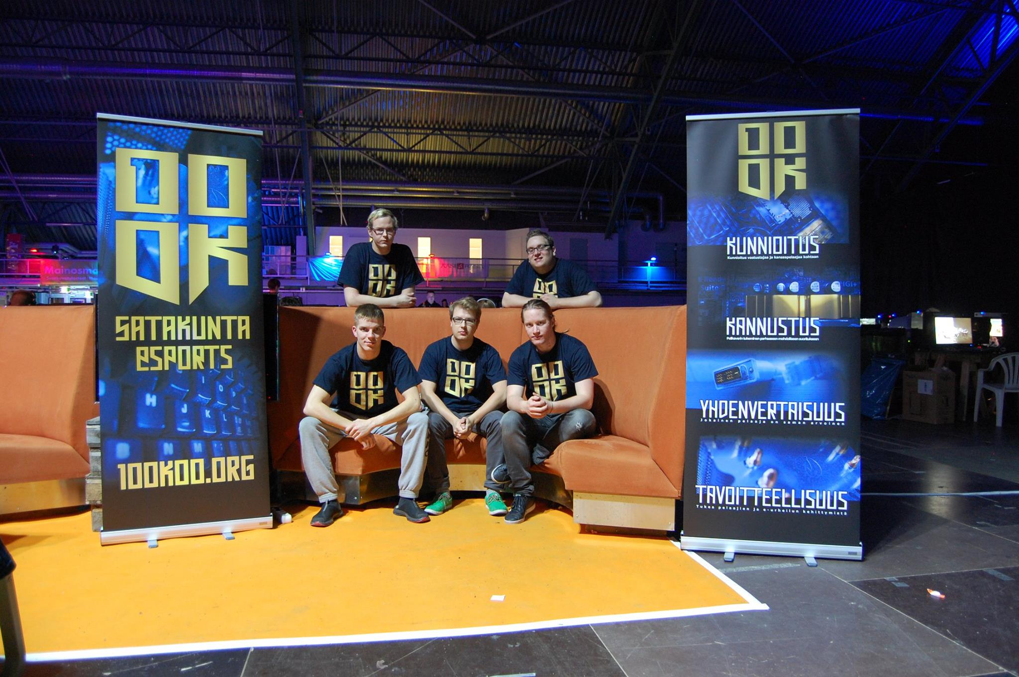 100k esports 5 vuotta!